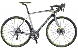 Scott Solace 10 disc (2016)