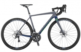 Scott Addict Gravel 20 disc (2017)
