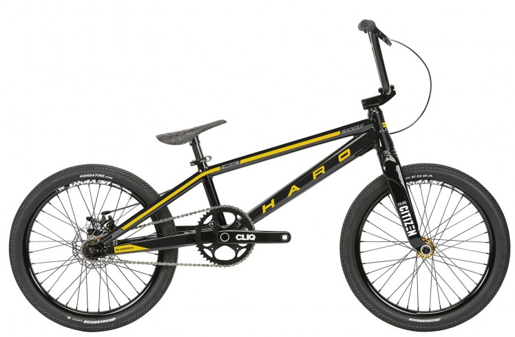 BMX Haro Blackout XL (2020)